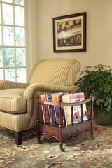 Canterbury Magazine Rack in Plantation Cherry - Butler Furniture - BT-1903024
