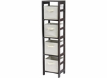 Capri N Storage Shelf - Winsome Trading - 92841