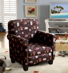 Car Kid Chair - Roslyn - 10066