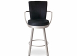 Cardin Swivel Bar Stool - Amisco - 41430-26