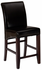 Carlsbad Cherry Chestnut Bonded Leather Stool - Set of 2 - 888-BS485KD