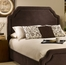 Carlyle King Size Fabric Headboard with Frame - Hillsdale Furniture - 1554HKRC