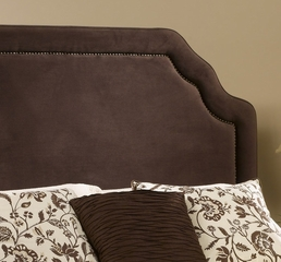 Carlyle Queen Size Fabric Bed - Hillsdale Furniture - 1554BQRC