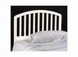 Carolina Full / Queen Size Headboard with Frame - Hillsdale Furniture