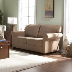 Carson Sofa - Montecristo Truffle - Holly and Martin