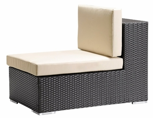 Cartagena Armless Chair (center) - Zuo Modern - 701003