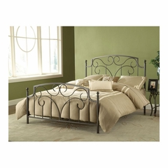 Cartwright Bed Set - Magnesium Pewter - Hillsdale