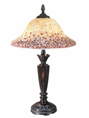 Cassidy Mosaic Table Lamp - Dale Tiffany - TT100591