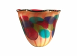 Celebration Art Glass Vase - Dale Tiffany