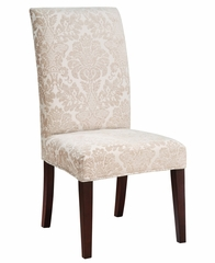"Center Match Fleur-de-lis Tone-on-Tone Tapestry ""Slip Over"" (Fits 741-440 Chair) - Powell Furniture - 741-207Z"