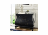Center Stage Black Accents Chest - Pulaski