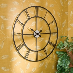SEI Centurian Decorative Wall Clock