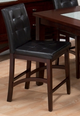 Chadwick Espresso Counter Height Side Chair - Set of 2 - 863-BS945KD