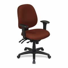 Chair - Burgundy - LLR60537
