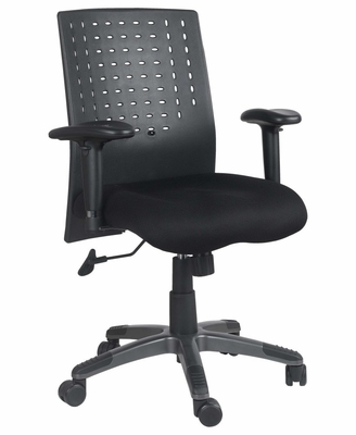 Chair in Black Fabric - Innovex - CO700F29