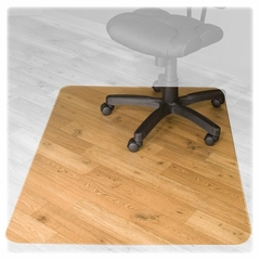 Chair Mat for Hard Floors - Clear - AVT40211