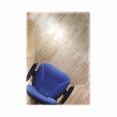 Chair Mat for Hard Floors - Clear - FLR1215219ER