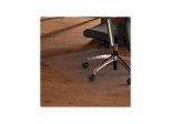 Chair Mat for Hard Floors - Clear - FLR1220019ER