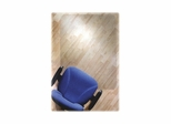 Chair Mat for Hard Floors - Clear - FLR128919ER