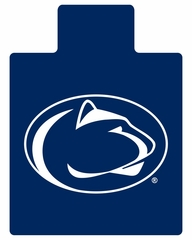 Chair Mat - Pennsylvania State University - Armstrong Fan Decor Chairmat - L9917181