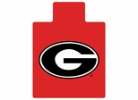 Chair Mat - University of Georgia - Armstrong Fan Decor Chairmat - L9915181