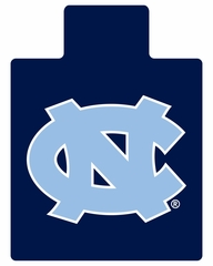 Chair Mat - University of North Carolina - Armstrong Fan Decor Chairmat - L9920181