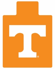 Chair Mat - University of Tennessee - Armstrong Fan Decor Chairmat - L9918181