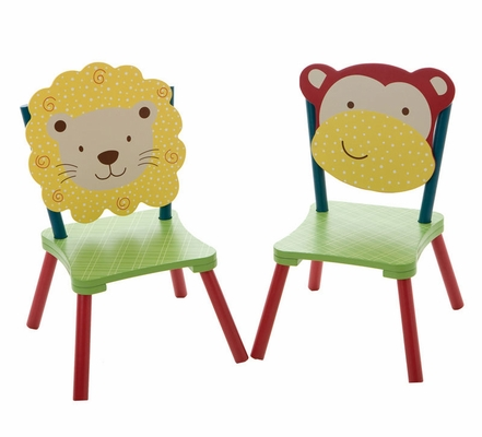 Chair (Set of 2) - CoCaLo Jungle Jingle - LOD70202B