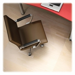 Chairmat For Office Chair Floor - Clear - DEFCM21442FPC