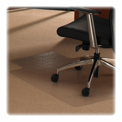 Chairmat For Office Chair Floor - Clear - FLR1113423LR