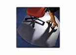 Chairmat For Office Chair Floor - Clear - FLR119923SR