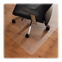 Chairmat For Office Chair Floor - Clear - FLR1215015019ER