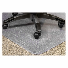 Chairmat For Office Chair Floor - Clear - LLR25755