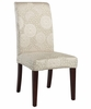 "Champagne Floral ""Slip Over"" (Fits 741-440 Chair) - Powell Furniture - 741-267Z"