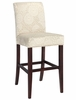 "Champagne Floral ""Slip Over"" for Counter Stool or Bar Stool - Powell Furniture - 742-267Z"