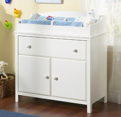 Changing Table in Pure White - South Shore Furniture - 3250332