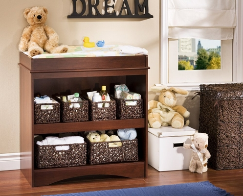 Changing Table in Royal Cherry - South Shore Furniture - 2246334