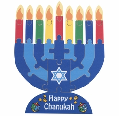 Chanukah Puzzle - KidKraft Furniture - 63089
