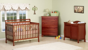 Charleston Baby Furniture Set 1 - DaVinci Furniture - BABYSET-25