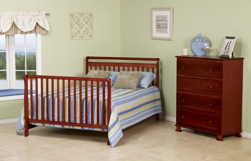 Charleston Baby Furniture Set 3 - DaVinci Furniture - BABYSET-27