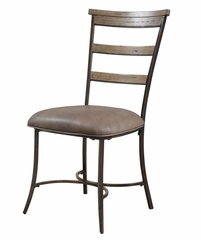 Charleston Ladder Back Dining Chair (Set of 2) - Hillsdale Furniture - 4670-805