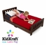 Charleston Toddler Bed - Espresso - KidKraft Furniture - 86701