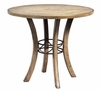 Charleston Wood Counter Height Round Dining Table - Hillsdale Furniture - 4670CTB