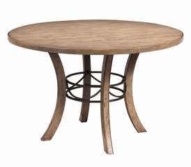Charleston Wood Round Dining Table - Hillsdale Furniture - 4670DTBW