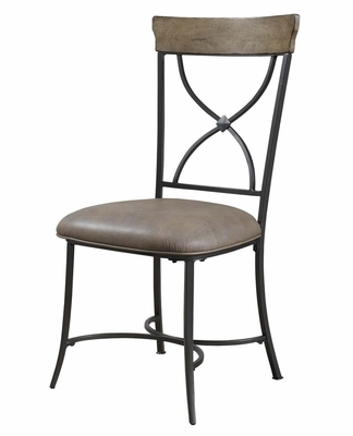 Charleston X-Back Dining Chair (Set of 2) - Hillsdale Furniture - 4670-802