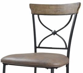 Charleston X-Back Non-Swivel Stools (Set of 2) - Hillsdale Furniture - 4670-822