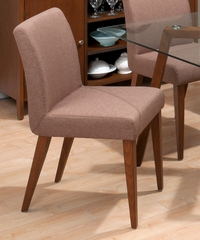 Charlestown Beech 366 European Parsons Chair - Set of 2 - 366-591KD