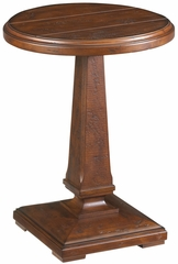 Charleton Lodge Chair side Table - Cooper Classics - 5963