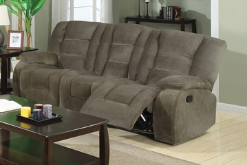 Charlie Brown Motion Reclining Sofa - 600991