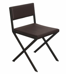 Chee Dining Chairs in Brown (Set of 2) - Bellini Modern Living - CHEE-BS-BRN